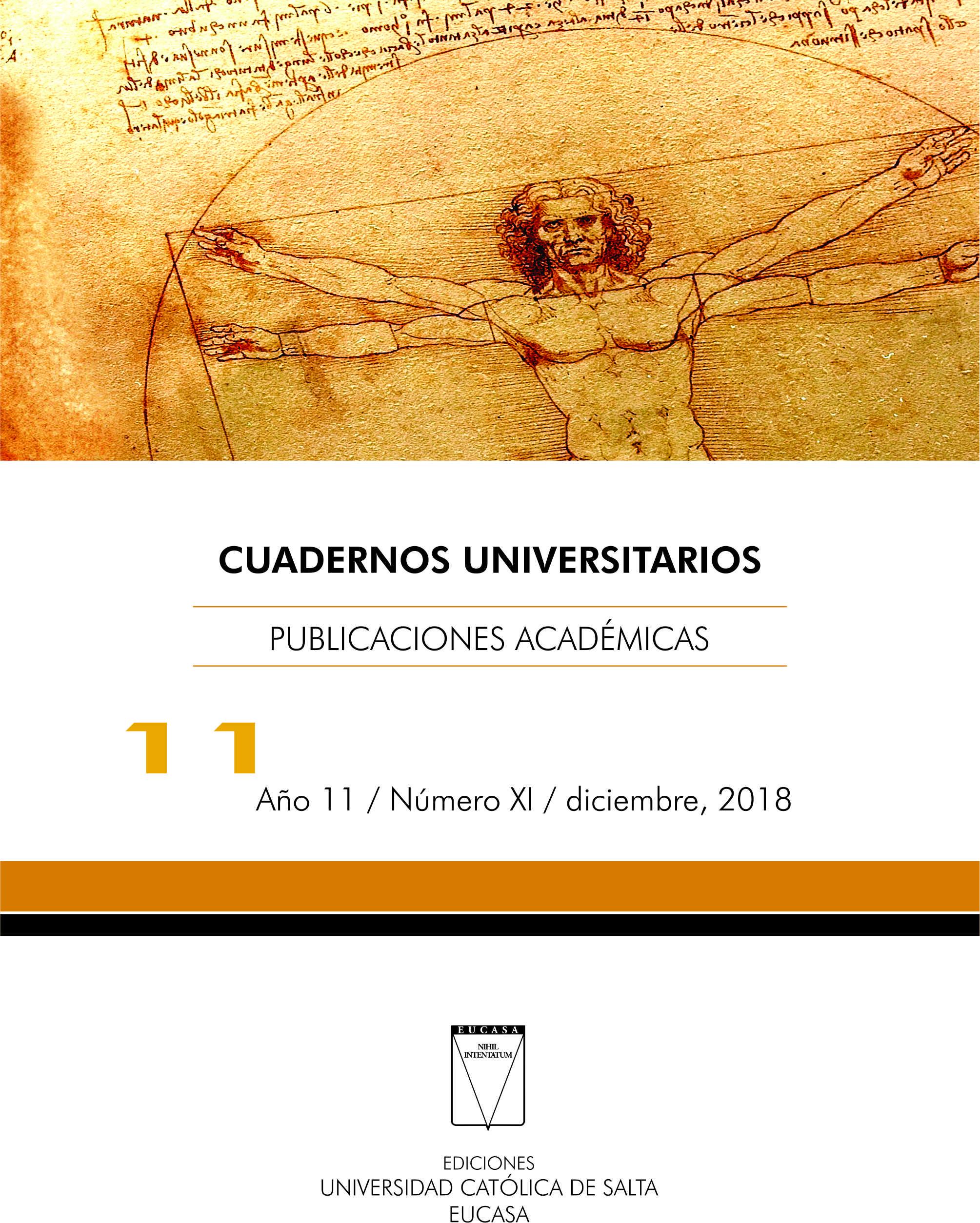 Cuadernos Universitarios 11